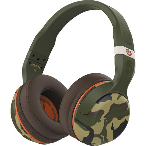Skullcandy Hesh 2 Wireless Bluetooth Headphones (Camo)