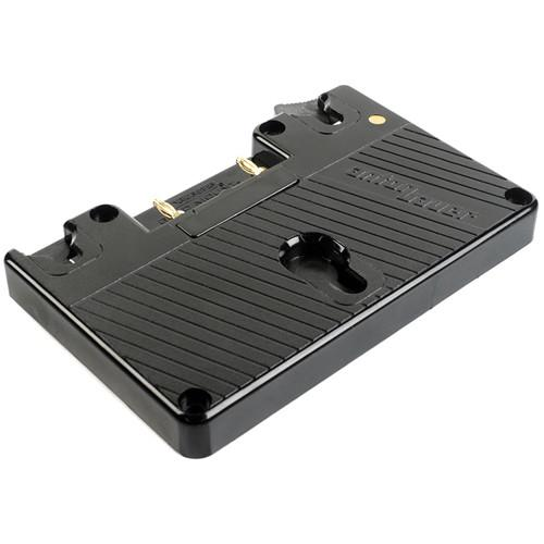 SmallHD Gold Mount Battery Bracket for DP7-PRO PWR-BB-DP7-AB