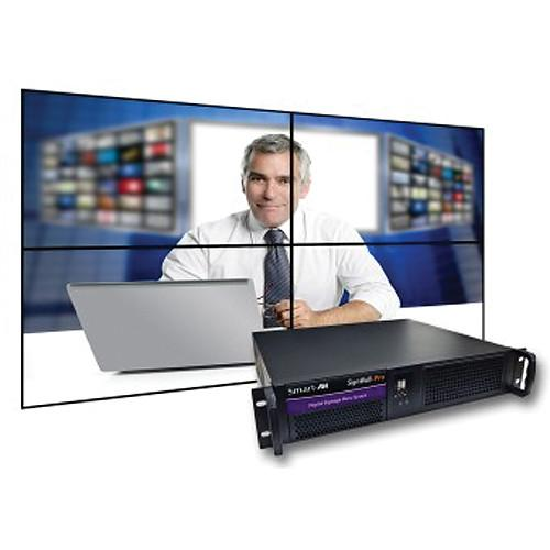 Smart-AVI SignWall-Pro with Capture Card AP-SVWP-120G5S