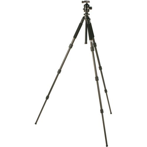 Smith-Victor CF300X Black Diamond Carbon Fiber Tripod 700428