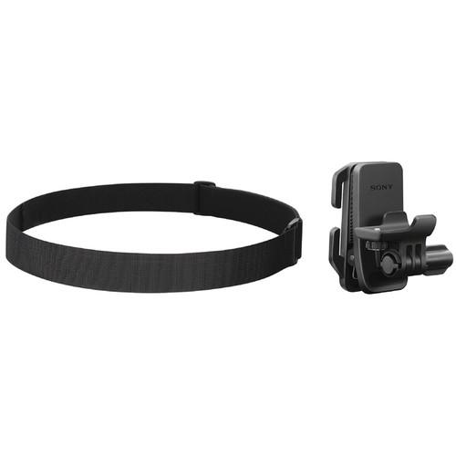 Sony  Action Cam Head-Mount Clip Kit BLT-CHM1