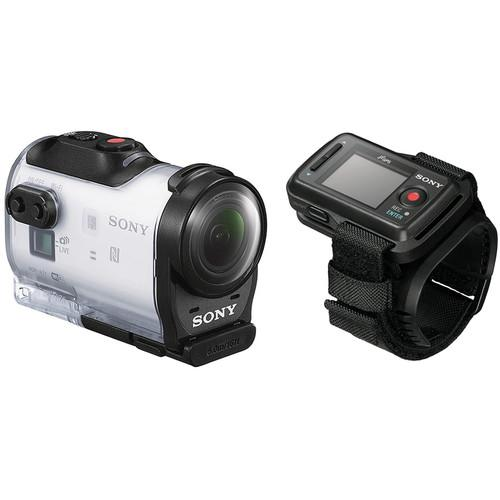 Sony HDR-AZ1VR Action Cam Mini with Live View Remote HDRAZ1VR/W