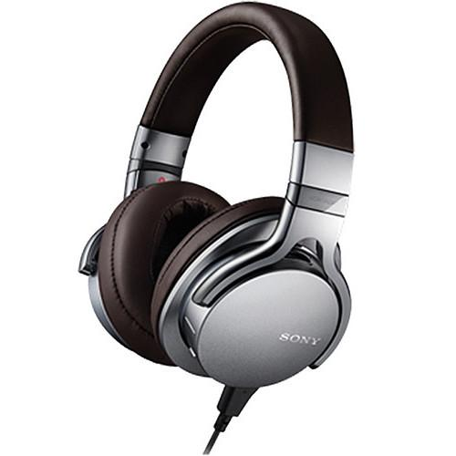 Sony MDR-1ADAC Headphones with Built-In DAC (Silver) MDR1ADAC/S