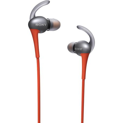 Sony MDR-AS800AP Active Series Headphones (Orange) MDRAS800AP/D