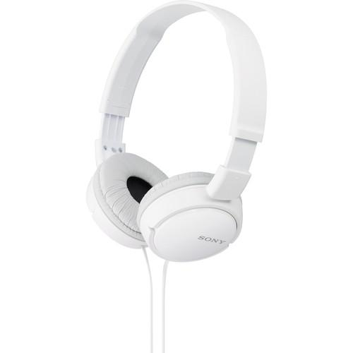 Sony MDR-ZX110 Stereo Headphones (White) MDRZX110/WHI