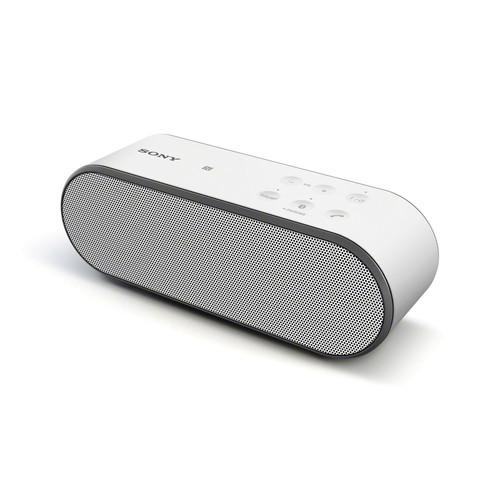 Sony Ultra Portable Bluetooth Speaker (White) SRSX2/WHT