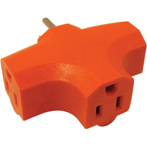 SPARK  3 Outlet T-Tap Adapter EL1855