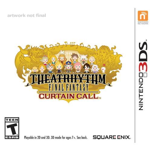SQUARE ENIX Theatrhythm FINAL FANTASY Curtain Call 91415