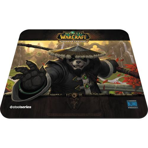 SteelSeries QcK Panda Monk Edition Mouse Pad 67244
