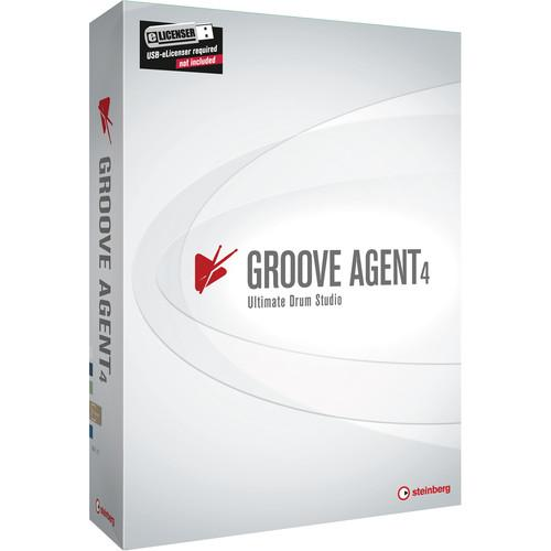 Steinberg Groove Agent 4 - Virtual Drum Workstation 45337