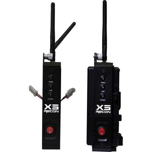 Switronix Recon X5 HD-SDI Modular Wireless TX/RX System REC5- MV
