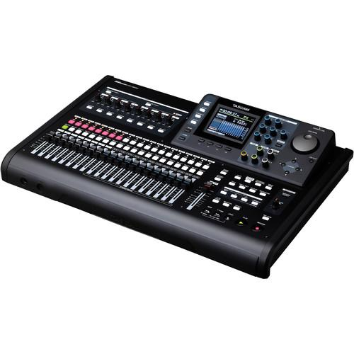 Tascam DP-32SD 32-Track Digital Portastudio DP-32SD