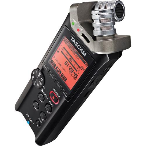 Tascam DR-22WL Portable Handheld Recorder with Wi-Fi DR-22WL