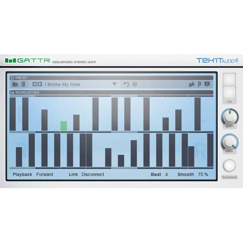 Tek'it Audio GattR - Stereo Gate Effect Sequencer 11-31145