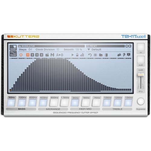 Tek'it Audio Kutter 2 - Frequency Cutter Sequencer 11-31144