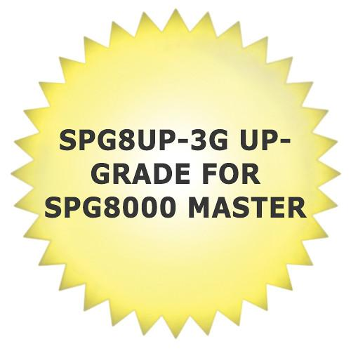 Tektronix SPG8UP-3G Upgrade for SPG8000 Master SPG8UP3G