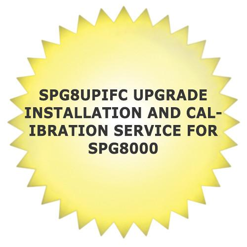 Tektronix SPG8UPIFC Upgrade Installation and SPG8UPIFC