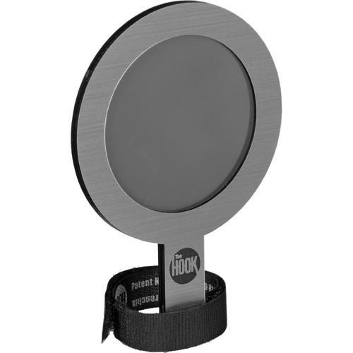 The Hook Studios 375RS Pop Filter (Regular Round, Silver) PF-RRS