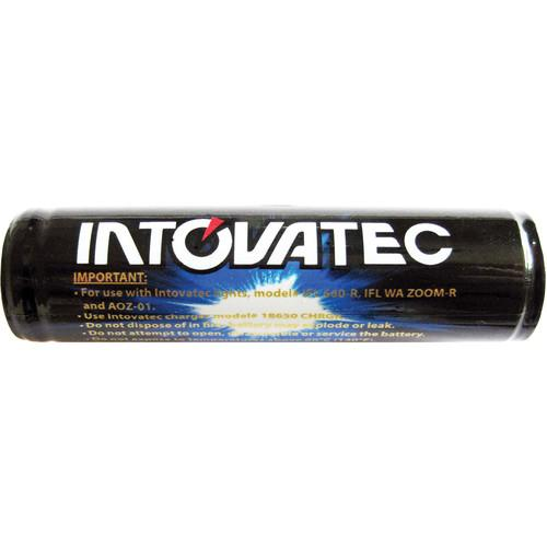 Tovatec 18650 Li-Ion Rechargeable Battery (3.7V, 2200mAh)