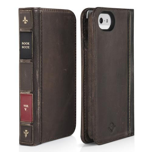 Twelve South BookBook Case for iPhone 5/5s 12-1309