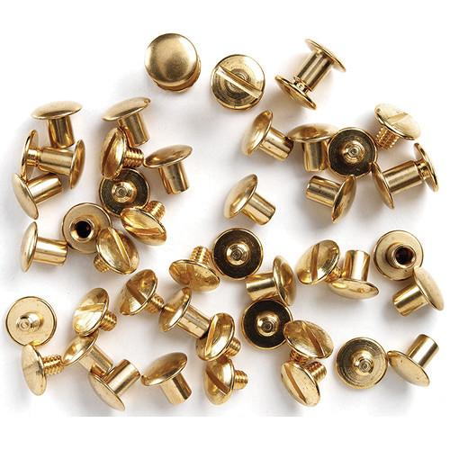 Uncle Mike's  Brass Chicago Screws 25090