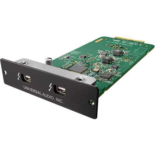 Universal Audio Thunderbolt 2 Option THUNDERBOLT 2 OPTION CARD