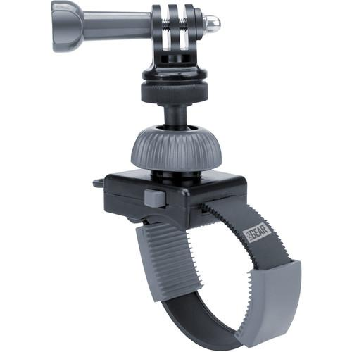 USA GEAR Action Camera Mount Series Zip Mount GRCMAZM100BKEW