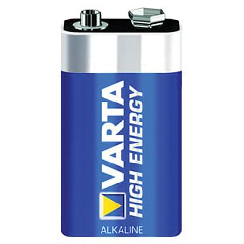 Varta 9V High Energy Alkaline Battery V4922121411