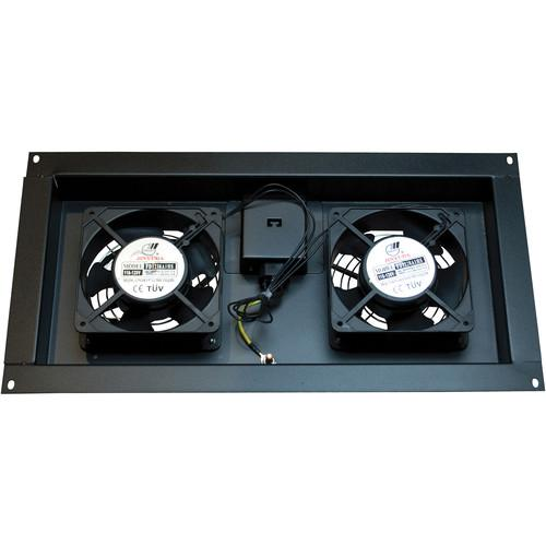 Video Mount Products 2 Fan Kit for ERWEN-12E / ERWEN2FANKIT