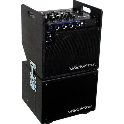 VocoPro MOBILEMANBT Battery-Powered PA System MOBILEMAN-BT