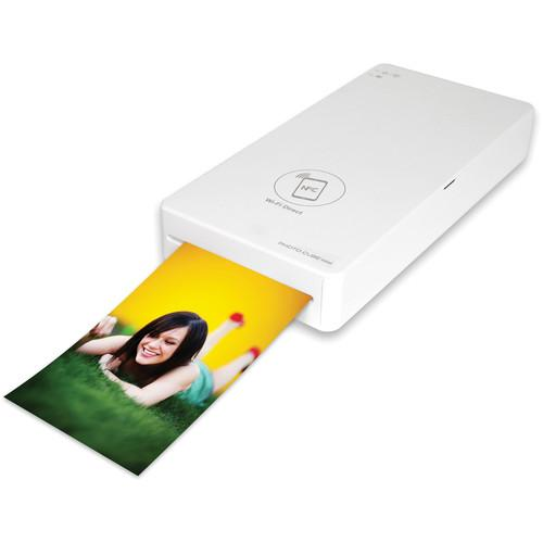 VuPoint Solutions Photo Cube mini Printer IPWF-P01-VP
