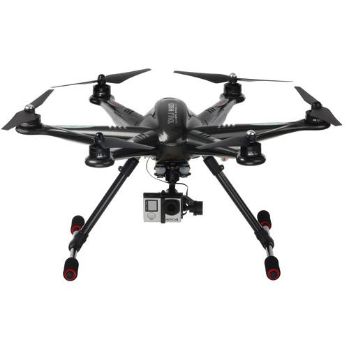 Walkera TALI H500 Hexacopter FPV Kit with 3-Axis Gimbal TALIH500