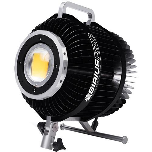 Wardbright Sirius R240 Black Edition LED Fixture WB-SR240B5500