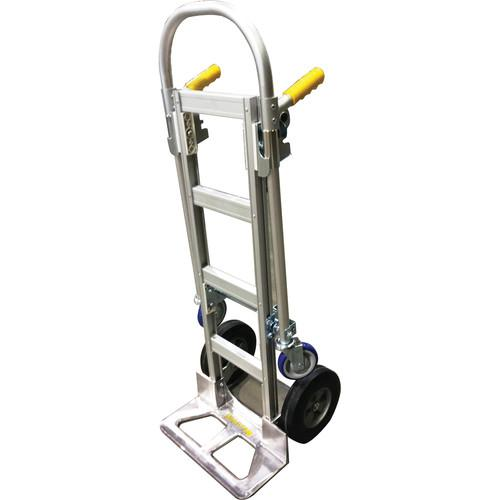 Wesco Spartan Jr. Economy Aluminum 2-in-1 Hand Truck 219998-A