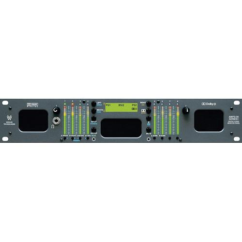 Wohler AMP2-D8-MDA 8-Channel Audio Monitor AMP2-D8-MDA