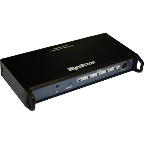 WyreStorm Express 5 to 1 HDMI Switcher EXP-SW-0501