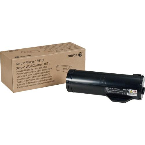 Xerox Black Standard Capacity Toner Cartridge 106R02720