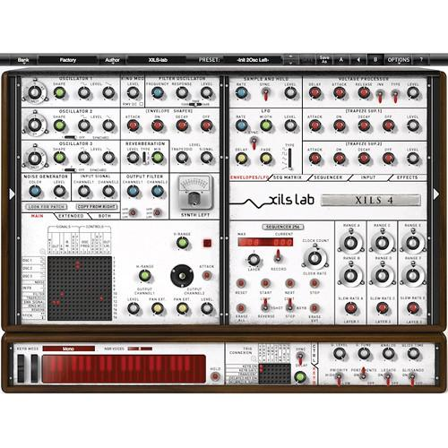 XILS-LAB XILS 4 - Ultimate Analog Matrix Modular 11-31270