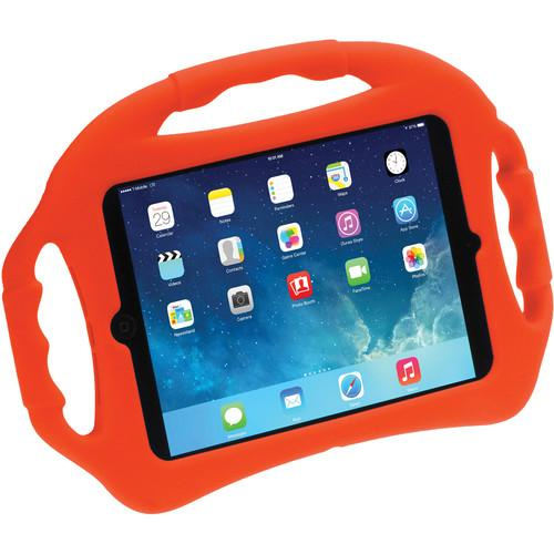 Xuma Silicone Multi-Grip Kids' Case for iPad Mini (Red) IPMKC-R