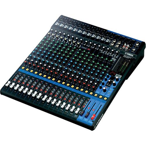 Yamaha MG20XU - 20-Input Mixer with Built-In FX & MG20XU