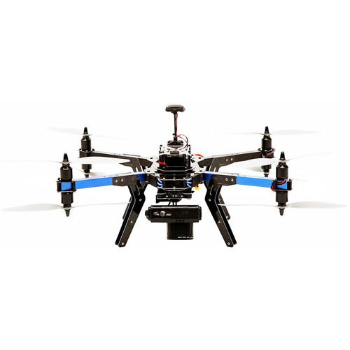 3DR X8-M Octocopter for Visual-Spectrum Aerial Maps 3DR0124