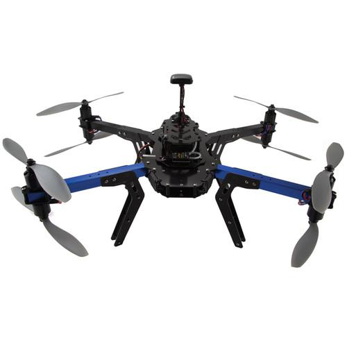 3DR X8  Octocopter (RTF, 433 MHz: for Europe) 3DR0022