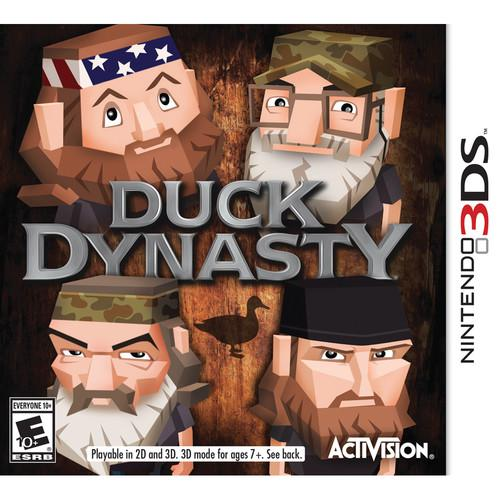 Activision  Duck Dynasty 77035