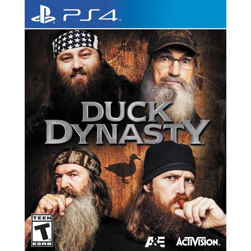 Activision  Duck Dynasty (PS4) 77029