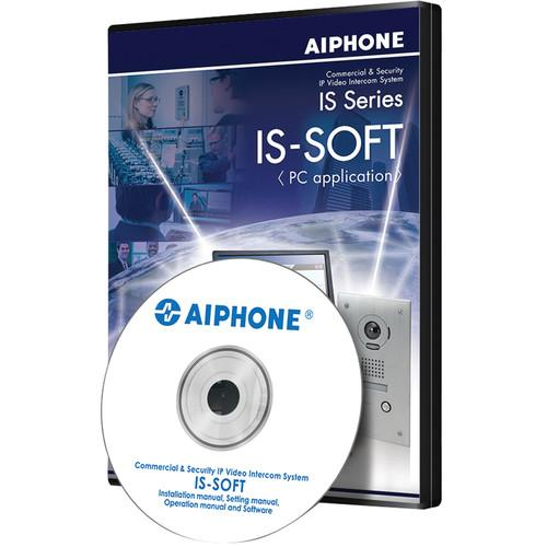 Aiphone IS-SOFT PC Master Station Application Software IS-SOFT