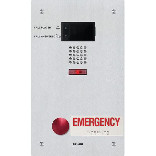 Aiphone IX-SS-RA IP Addressable Audio Emergency Station IX-SS-RA