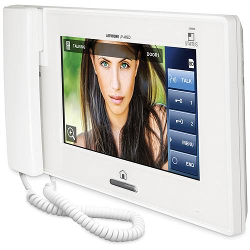Aiphone JP-4MED Hands-free Color Video Intercom Master JP-4MED