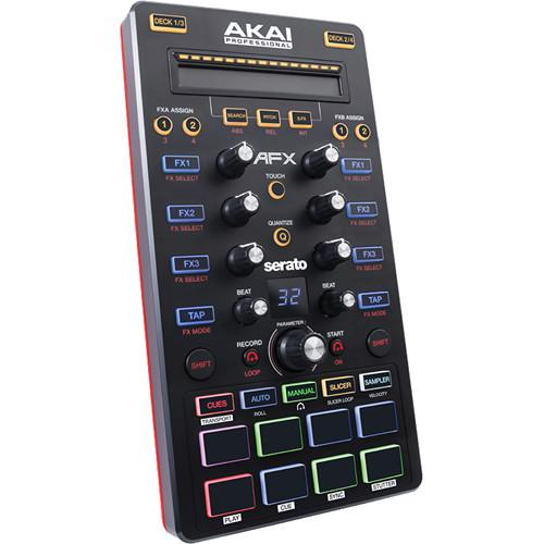 Akai Professional AFX Controller for Advanced Serato DJ AFX