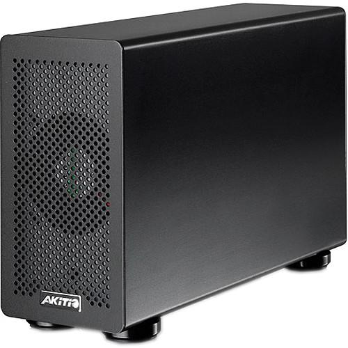 Akitio Thunder2 PCIe Expansion Chassis AK-T2PC-TIA-AKTU