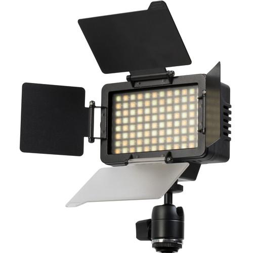 Alphatron TriStar 4 On-Camera Bi-Color LED Light ALP-TRISTAR-4